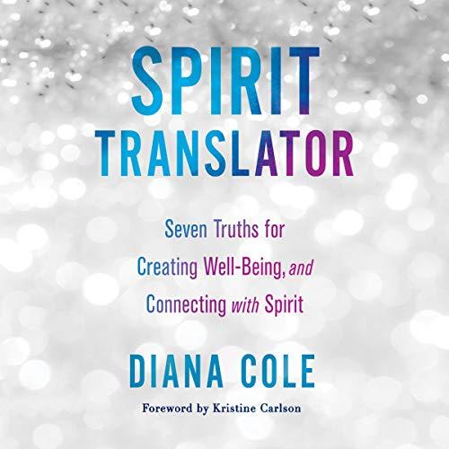 Diseño de la portada del título Spirit Translator