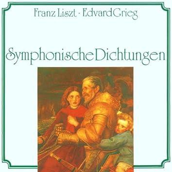Franz Liszt, Edvard Grieg: Symphonische Dichtungen