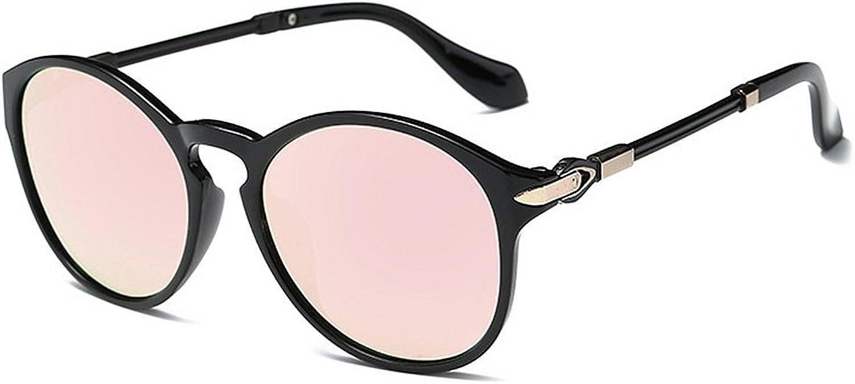 STEVAP Women Sunglasses Flower Frame Charmful Lady's Polarized Sunglasses colorful Lens UV Predection Classic Sunglasses for Driving Travelling