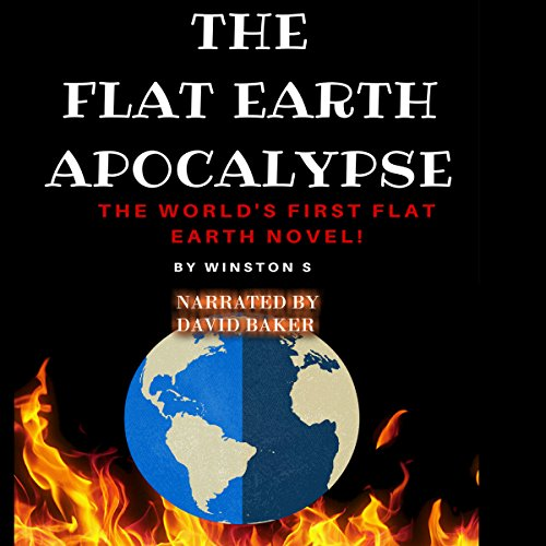 The Flat Earth Apocalypse audiobook cover art