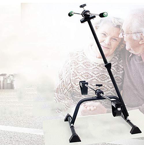 Plegable bicicleta bicicleta estática brazo y pierna ejerci