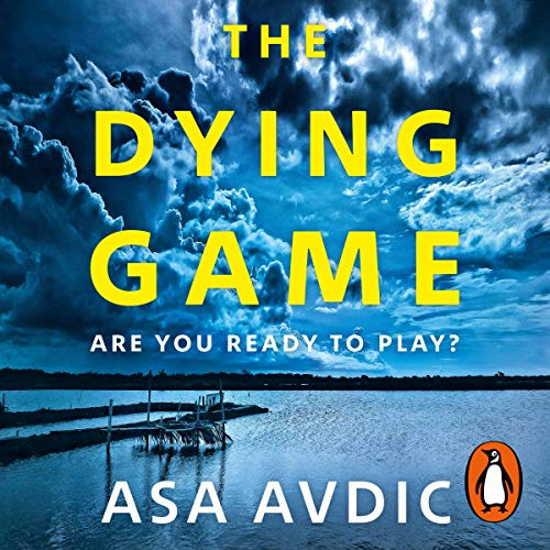 The Dying Game audiobook cover art