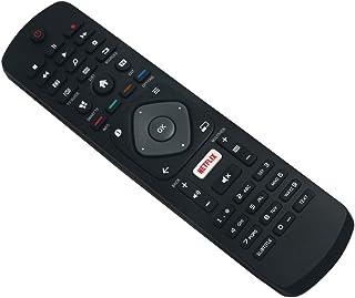 ALLIMITY 3986GR08-09 Mando a Distancia Reemplazar Apto para Philips 4K UHD Amblight TV 32PFT5300 40PFK5300 42PFT6109 43PUS6503 48PFH5509 50PFK5300 50PUS6753 55PUS6262 65PFS5909 48PFT5509 65PUS6503