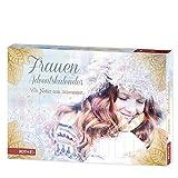 Premium Adventskalender für Frauen | Wellnessprodukte für Haar und Body | Kosmetikprodukte für Sie | Kosmetik Adventkalender | Pflegeprodukte für die Frau | Damenkalender, Frauenkalender