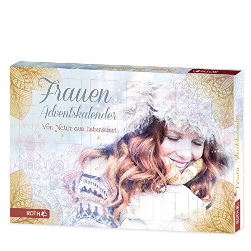 Calendrier de l'Avent de qualité supérieure pour femmes - Produits de bien-être pour les cheveux et le corps - Produits cosmétiques pour vous