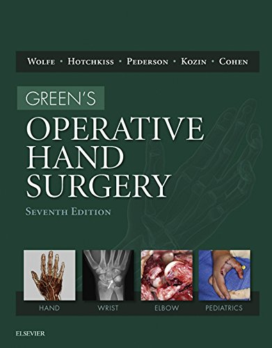 Green's Operative Hand Surgery E-Book (Greens Operative Hand Surgery) (English Edition)
