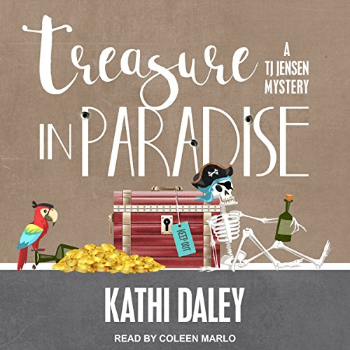 Treasure in Paradise audiobook cover art