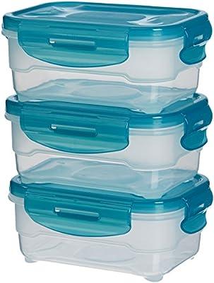AmazonBasics Airtight Food Storage Containers Set by AmazonBasics