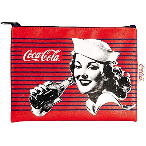 Pochette plate Coca-Cola