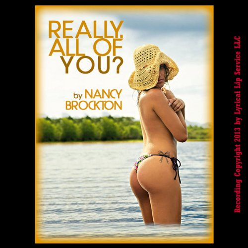 Really. All of You? audiobook cover art