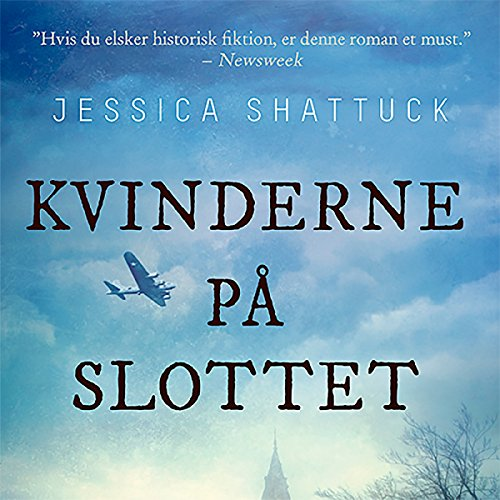 Kvinderne på slottet audiobook cover art