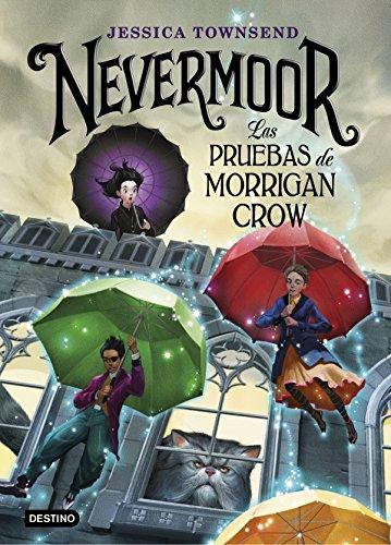 Nevermoor. Las pruebas de Morrigan Crow: 7 (Isla del Tiempo)