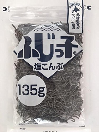 【徳用】フジッコ 塩こんぶ 135g × 1袋