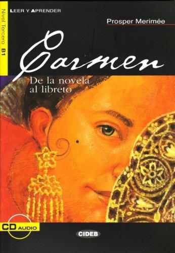 Leer y aprender: Carmen + CD (Leer y Aprender: Nivel Cuarto)