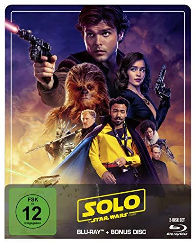 Solo: A Star Wars Story - Steelbook Edition [Blu-ray]