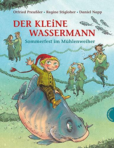 Der kleine Wassermann, Sommerfest im Mühlenweiher