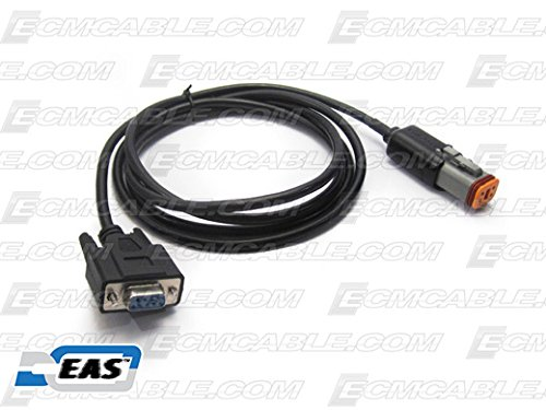 Harley Davidson ECM Tuning Cable J1850 SERT 4-Pin Compliant Cable with EAS Technology