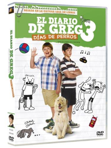 Diario De Greg 3 [DVD]
