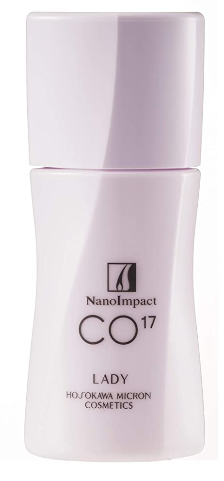 苦味そのような確立ホソカワミクロン化粧品 薬用ナノインパクト Co17 レディ< 60ml> 【医薬部外品/薬用育毛剤】