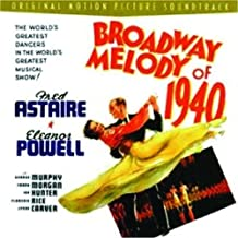 Broadway Melody of 1940 1940 Movie Soundtrack Rhino Handmade