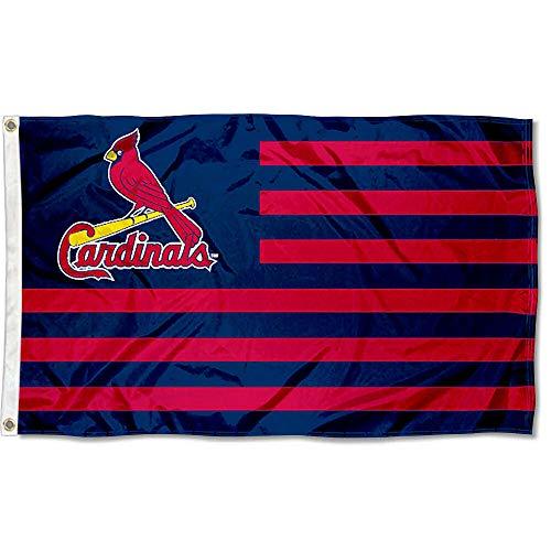 WinCraft St. Louis Cardinals Nation Flag 3x5 Banner