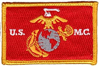 Best usmc red patch Reviews
