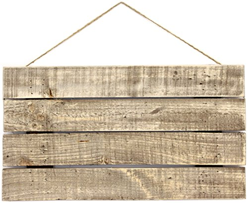 BCI Crafts Blank Pallet Sign