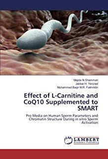 Effect of L-Carnitine and CoQ10 Supplemented to SMART: Pro Media on Human Sperm Parameters and Chromatin Structure During ...