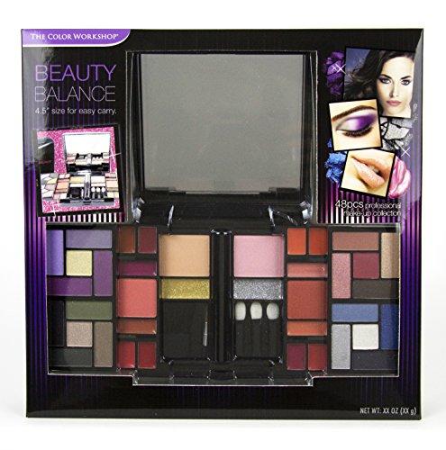 COLOR WORKSHOP Beauty Balance Coffret 44 Produits de Maquillage
