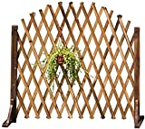 Recinzioni giardino decorative Recinzione Palissade Palissade Giardino Giardino Barriera Flower Strap ESPANSIONE Pannelli di bloccaggio recinzione in legno Pannelli taglio Pianta Arrampicata Guida, Co