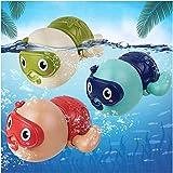 AOLUXLM Juguetes de Baño para Bebés de 1 Año, Aparato de Relojería Juguetes...