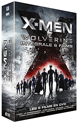 X-Men + Wolverine, l'intégrale [Édition Limitée]