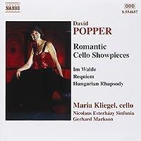 Romantic Cello Showpieces: Im Walde / Requiem / Hungarian Rhapsody by Maria Kliegel (2001-02-20)