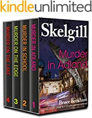 The DI Skelgill Series Books 1-4: compelling British crime mysteries (Detective Inspector Skelgill Boxset Book 1)