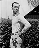 Posterazzi Buster Keaton With A Puppy In His...