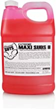 Chemical Guys CWS_101 Maxi-Suds II Super Suds Car Wash Soap and Shampoo, Cherry Scent (1 Gal)