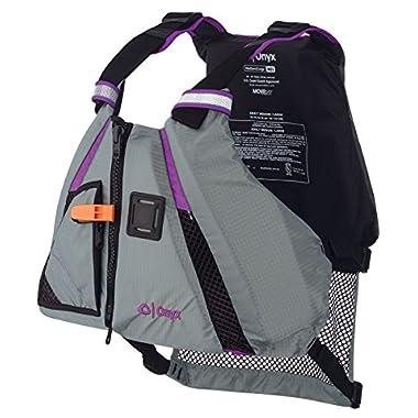 Onyx 122200-600-060-18 Movent Dynamic Vest, XL/2X, Purple