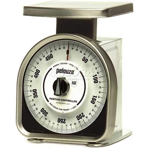 Buy Discount Health O Meter Top Load Scale 500 x 2g 6-1/2 x 4-3/4 SS Platform, YG500R