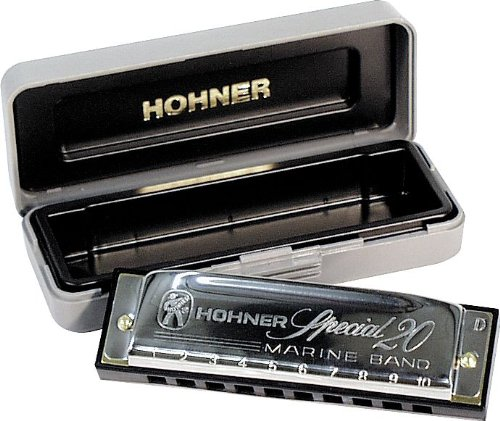 HOHNER 560/20 - Armonica speciale 20 in FA