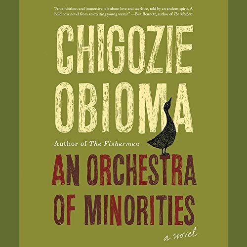 『An Orchestra of Minorities』のカバーアート