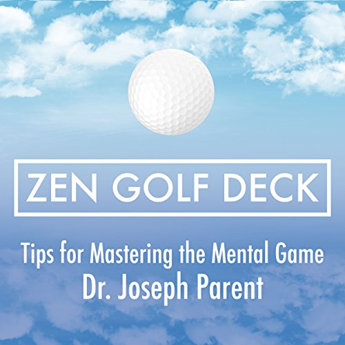 Zen Golf Deck audiobook cover art