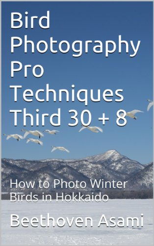Bird Photography Pro Techniques Third 30 + 8: How to Photo Winter Birds in Hokkaido (English Edition)