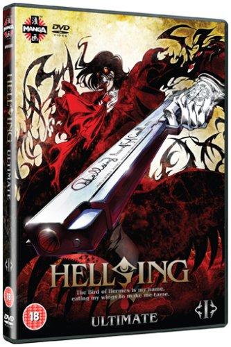 Hellsing Ultimate, Vol. 1 [DVD] [Import]