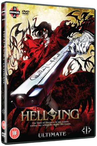 Hellsing Ultimate Volume 1 [Reino Unido] [DVD]