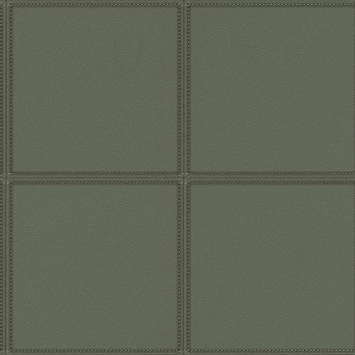 Rasch Tapeten Vliestapete (Grafisch) Grün 10,05 m x 0,53 m Club 419023 Tapete
