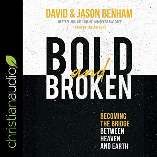 Bold and Broken audiobook cover art