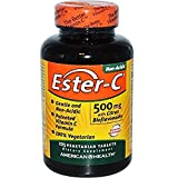 American Health Products - Ester C W/Citrus Bioflavonoids, 500 Mg, 225 Veg Tablets from American Health