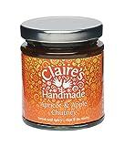 Claire's - Chutney de albaricoque y manzana (200 g)