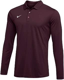 Mens Dri-FIT Long Sleeve Polo Shirt