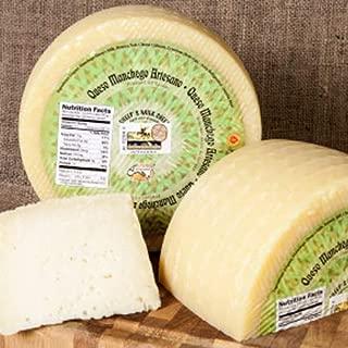 igourmet Artisan Raw-Milk Manchego DOP Aged 4 Months (7.5 ounce)